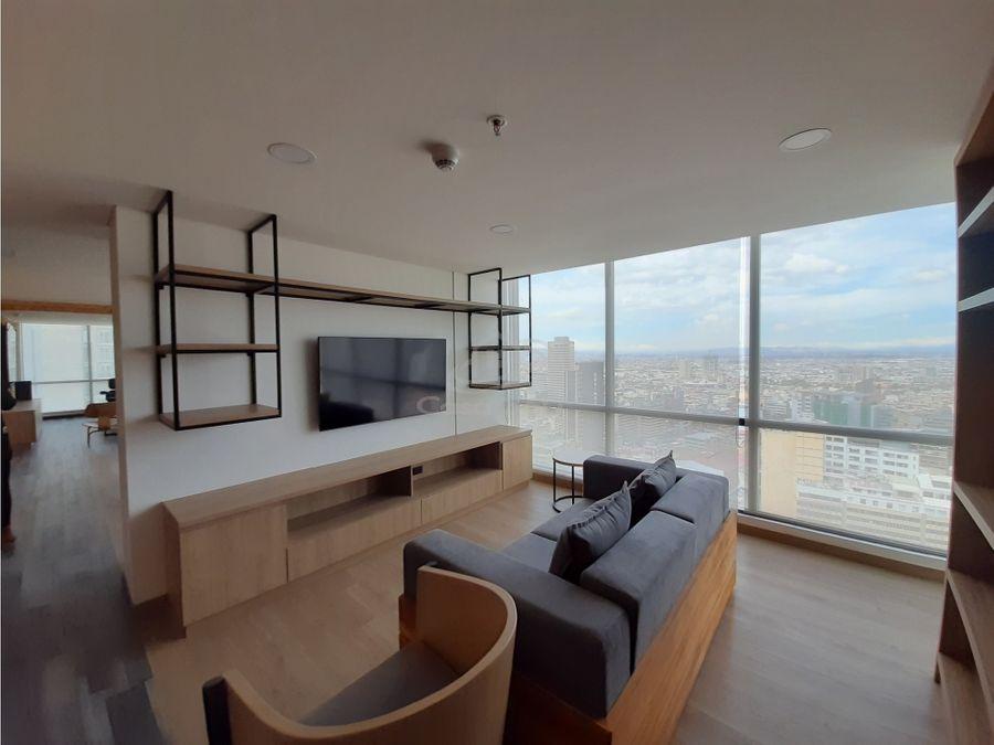 venta de apartamento en torre barcelona