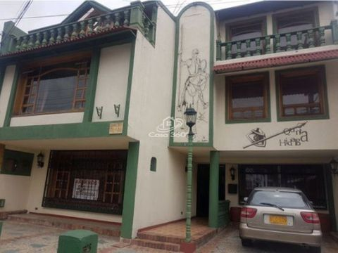 venta casa hotel en shaio 2546113