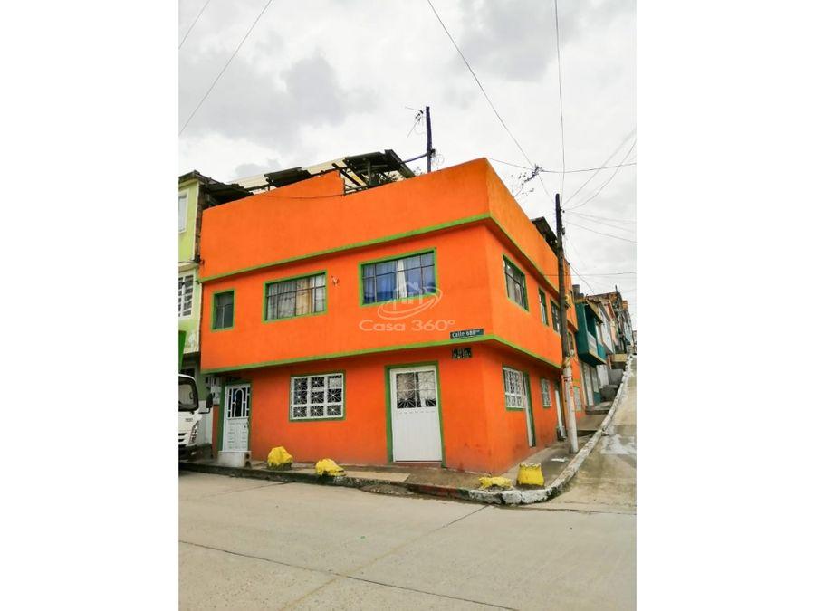 venta permuta de casa en localidad usme barrio santa marta