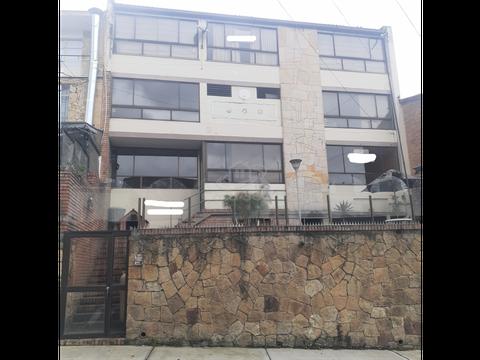 venta edificio casa en chapinero alto