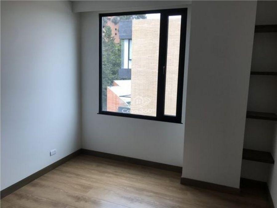 venta de apartamento en el refugio bogota