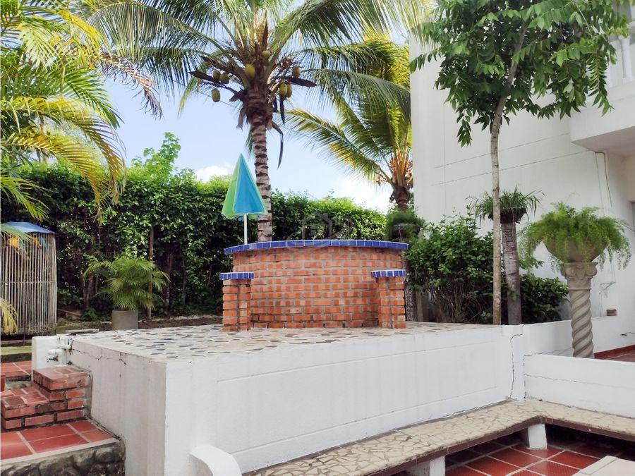 venta de casa en el club campestre urbanizacion los campanos