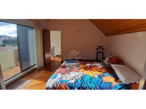 venta apartamento duplex en colina suba