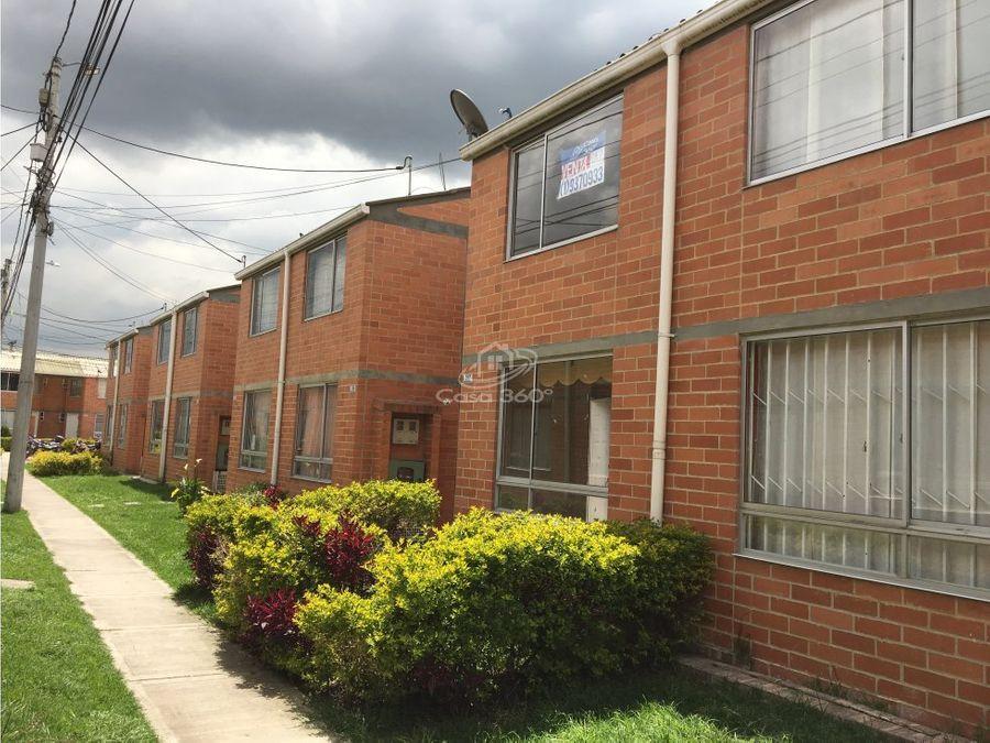 venta casa conjunto residencial la finca mz1