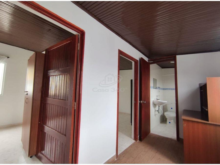 apartamento duplex en venta bachue