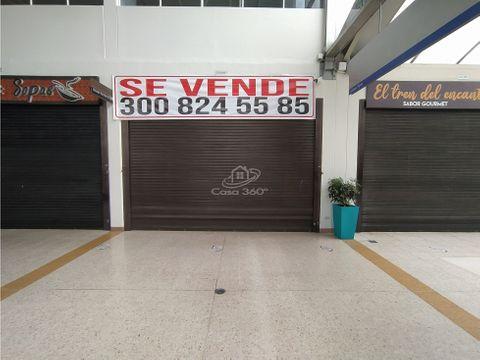venta de local centro comercial sabana norte chia