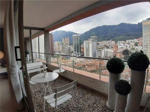 venta apartamento amoblado centro internacional