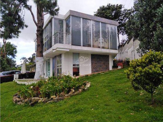 venta o alquiler de casa campestre suba tuna alta