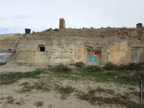 casa cueva baza