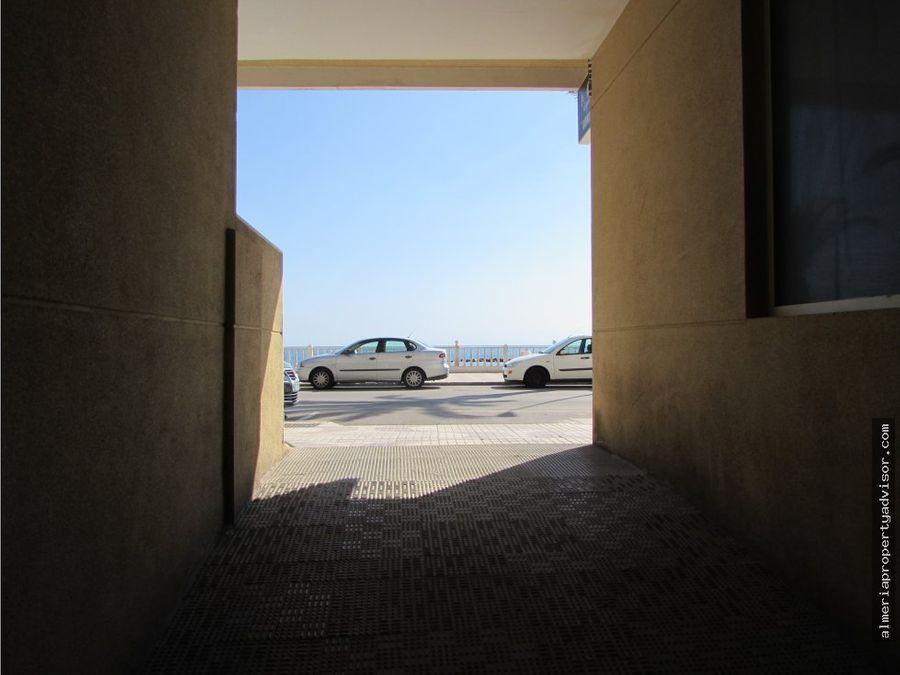 piso garrucha gran terraza y garaje