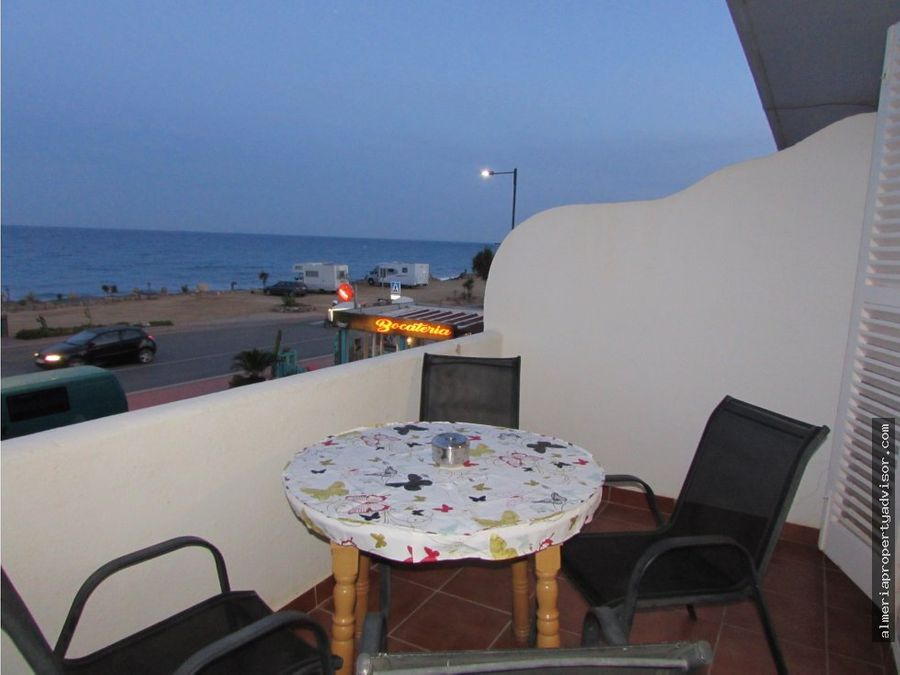 mojacar home and beach