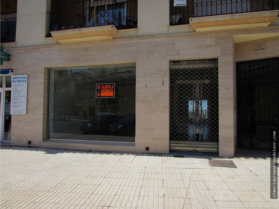 local comercial turre