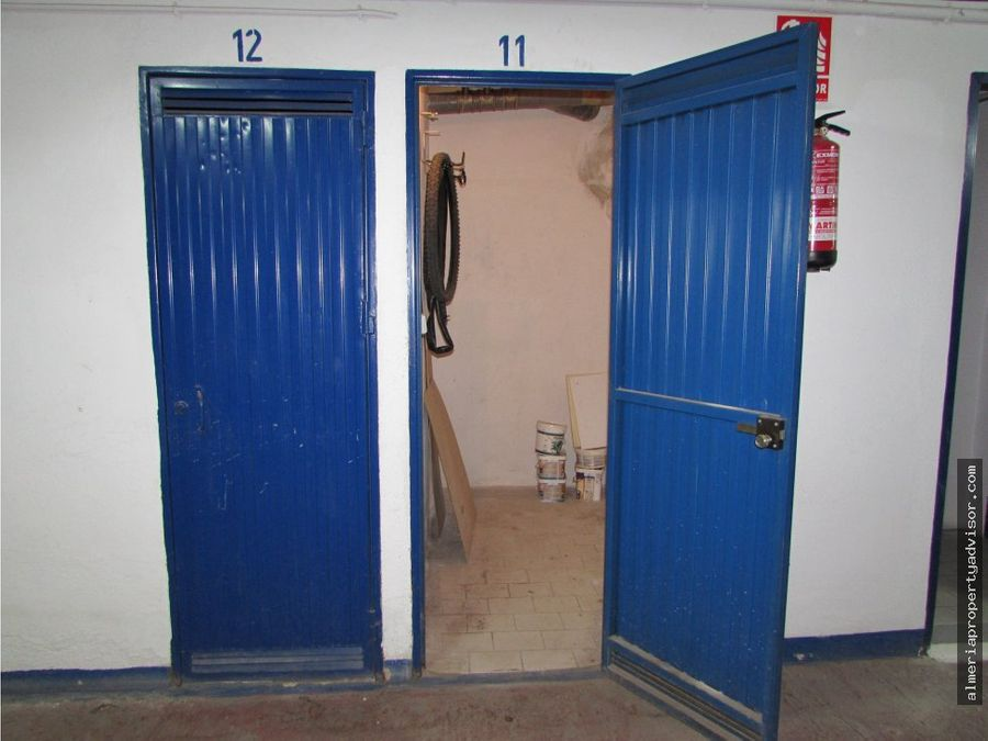 piso en garrucha con garaje