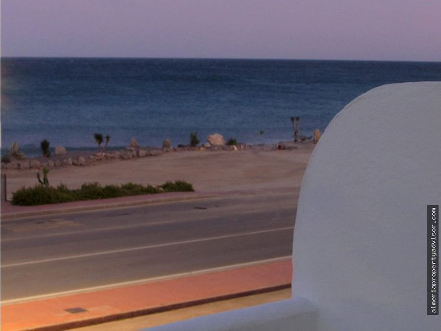 mojacar home beach 2