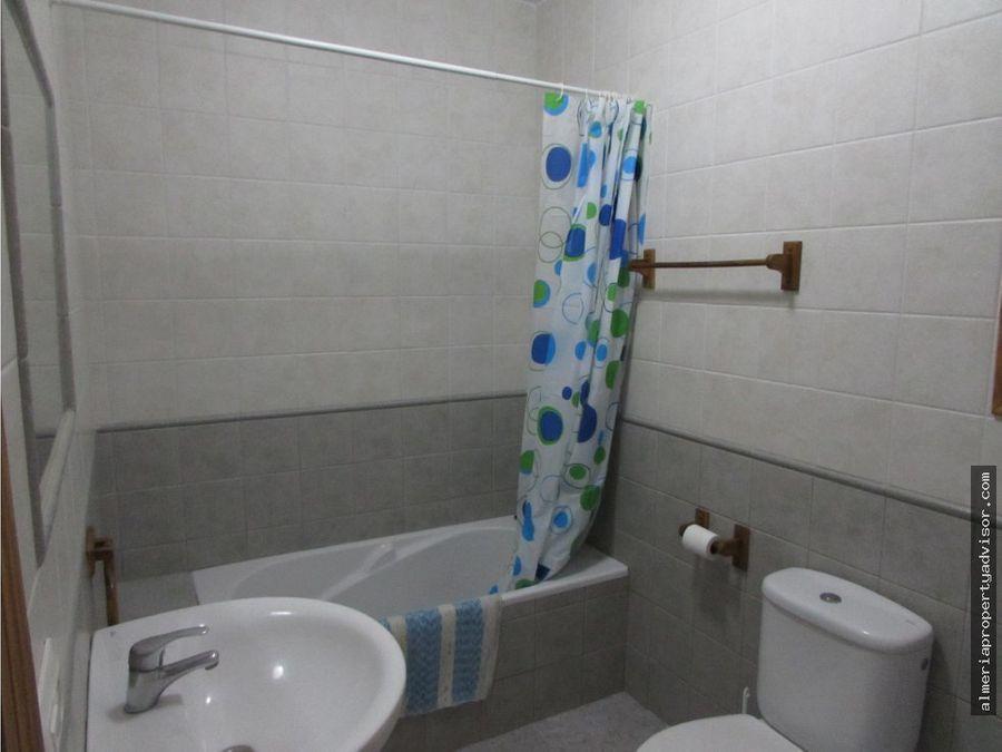 apartamento primera linea mojacar