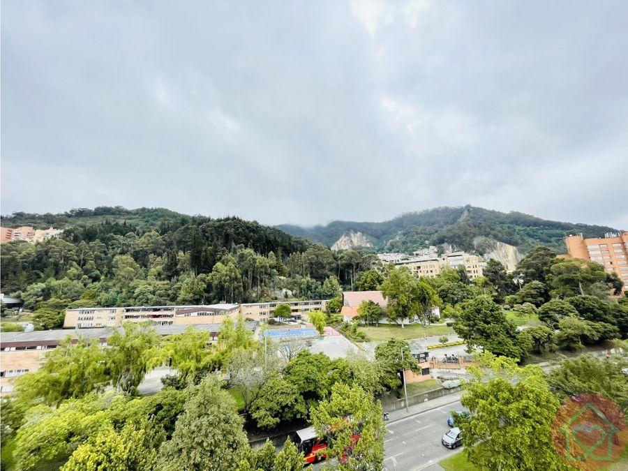 apartamento venta bella suiza terraza bogota