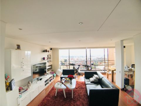 apartamento venta chapinero alto terraza bogota t