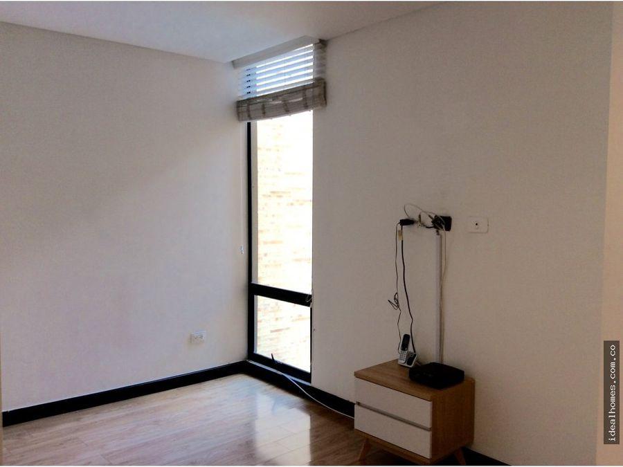 apartamento en venta en el refugio bogota t