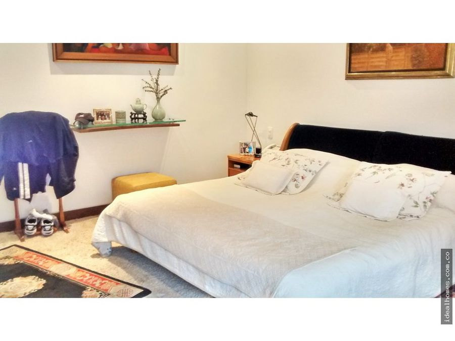 apartamento venta rosales alto bogota t