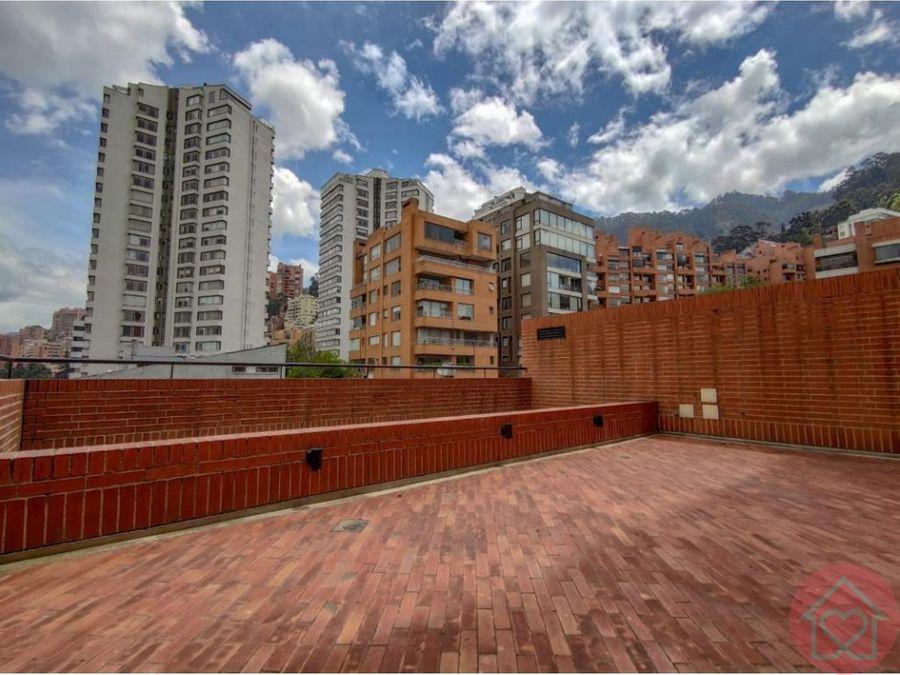 apartamento venta el nogal terraza bogota