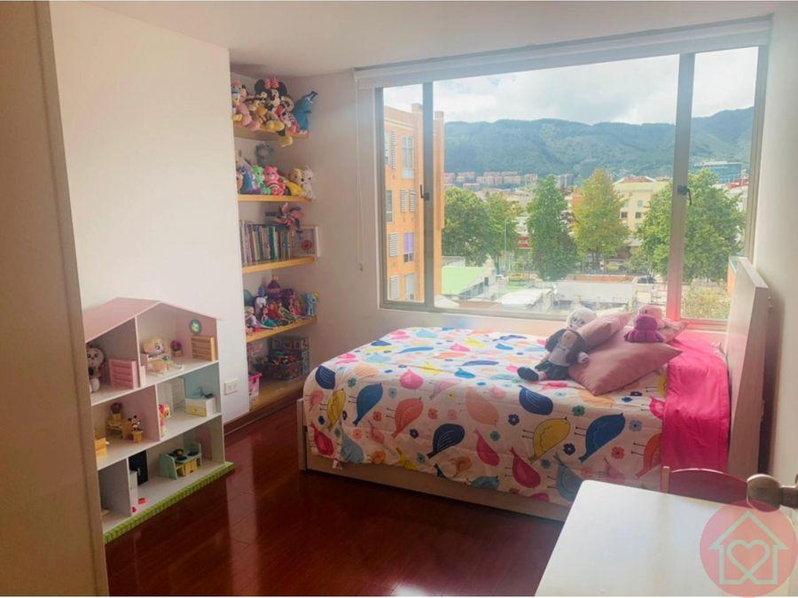 apartamento venta chico navarra balcon remodelar bogota