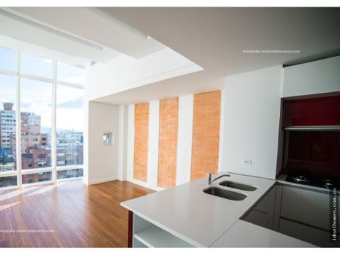apartamento venta quinta camacho terraza bogota