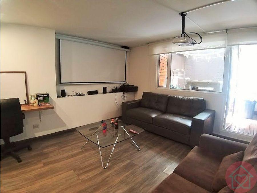 apartamento venta rosales triplex terraza bogota