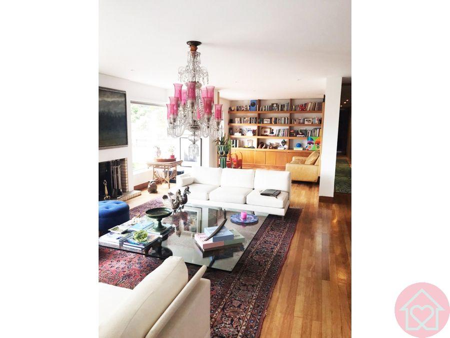 apartamento venta rosales bogota t
