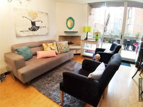 apartamento venta belmira terraza bogota t