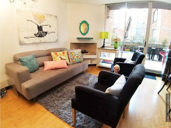 apartamento en venta belmira terraza bogota t