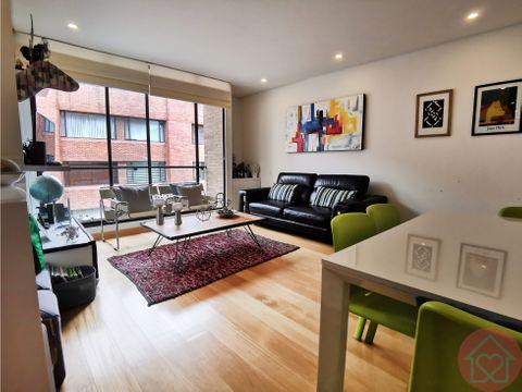 apartamento venta santa bibiana balcon bogota
