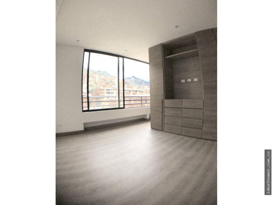 apartamento en venta en el nogal bogota i