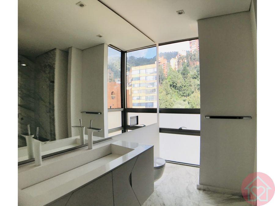 apartamento venta cabrera terraza bogota