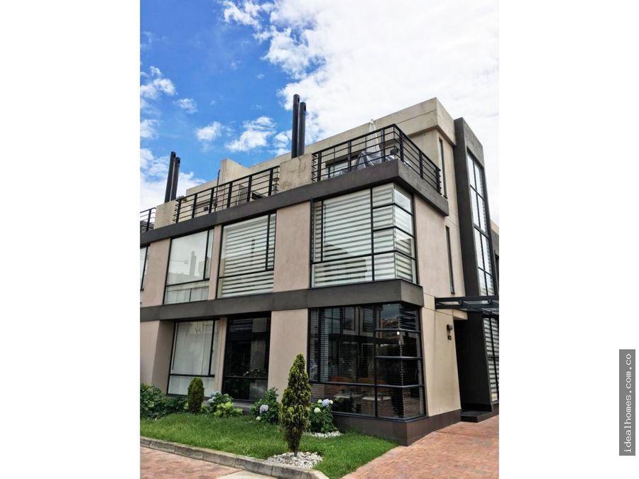 casa venta en chia cundinamarca