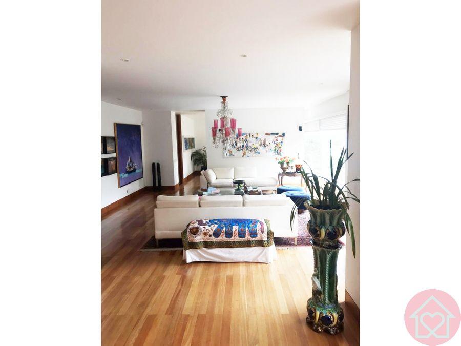apartamento arriendo rosales bogota t