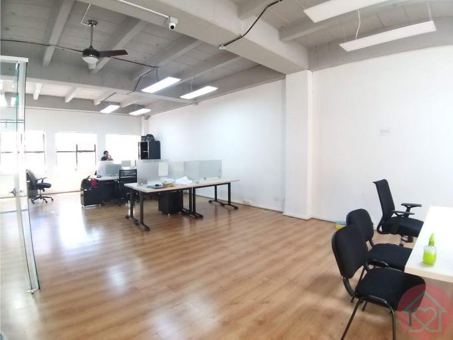 oficina arriendo santa barbara bogota