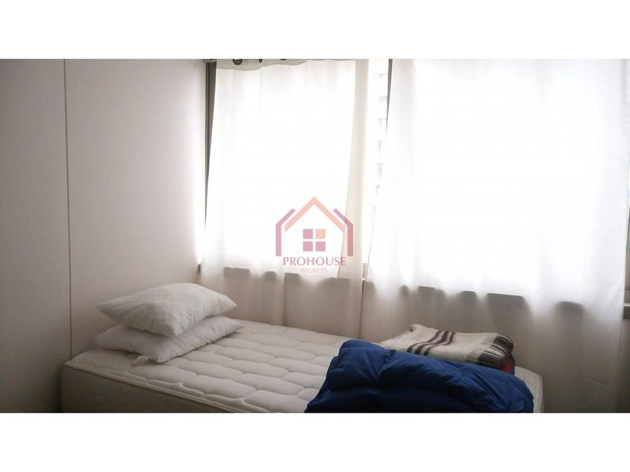 arriendo depto 3 dormitorios amoblado