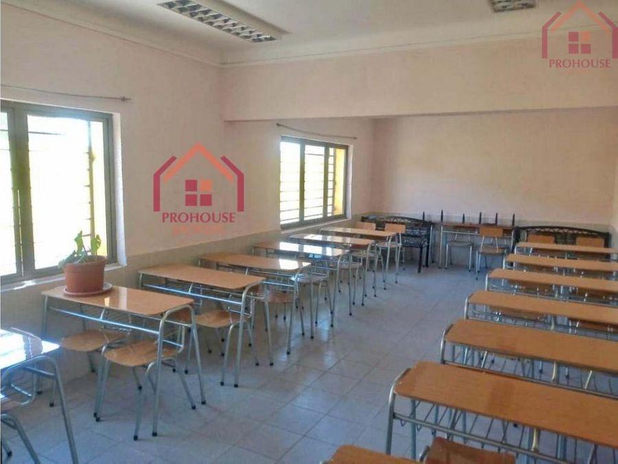 arriendo casa educacional calle traslavina