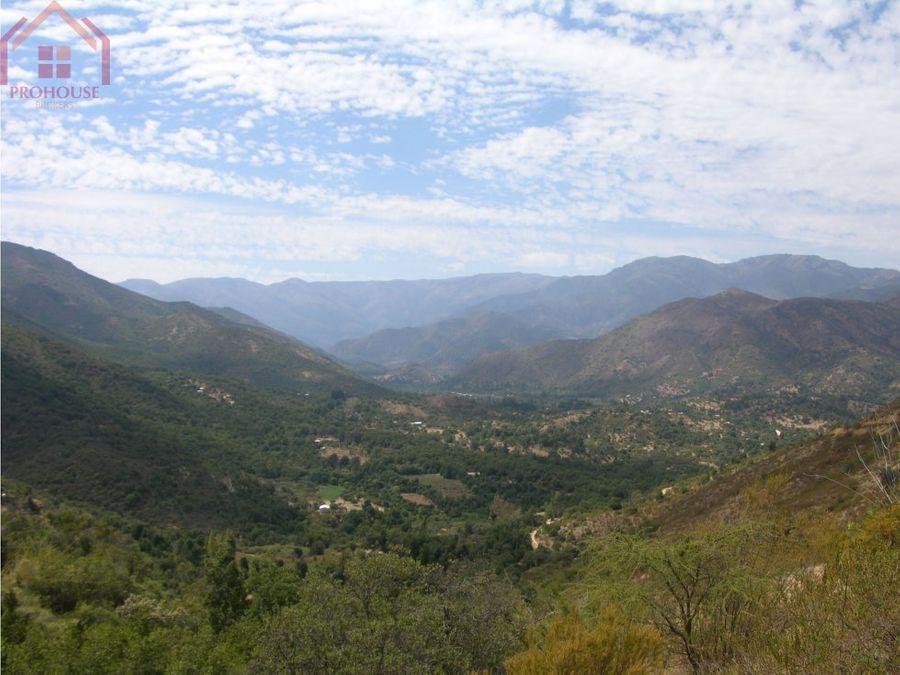 sitio agricola fundo los culenes norte y sur