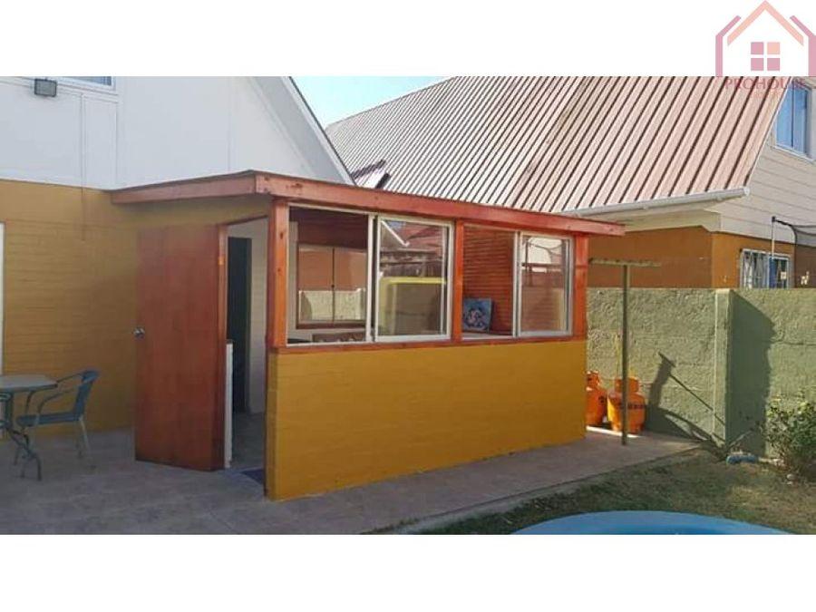 se vende casa en villa alemana sector norte