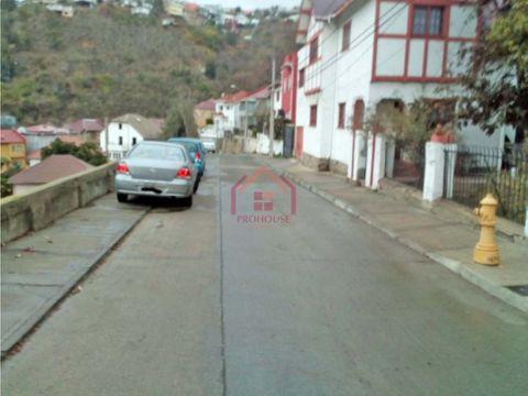 arriendo casa pequena en cerro santa elena valparaiso