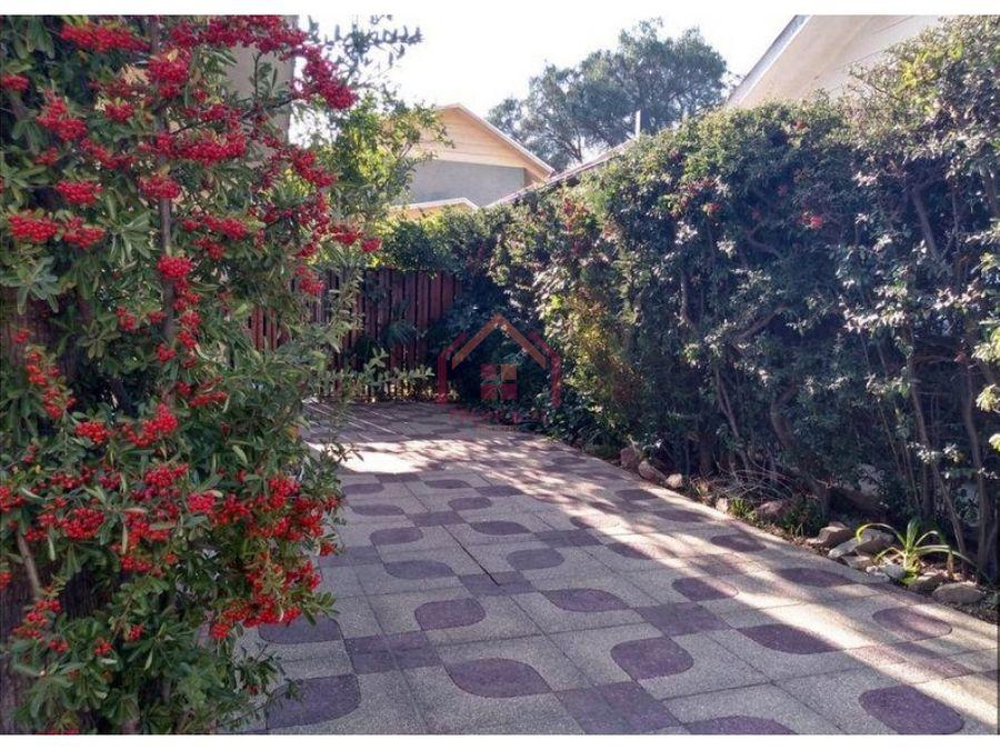hermosa casa en retiro quilpue