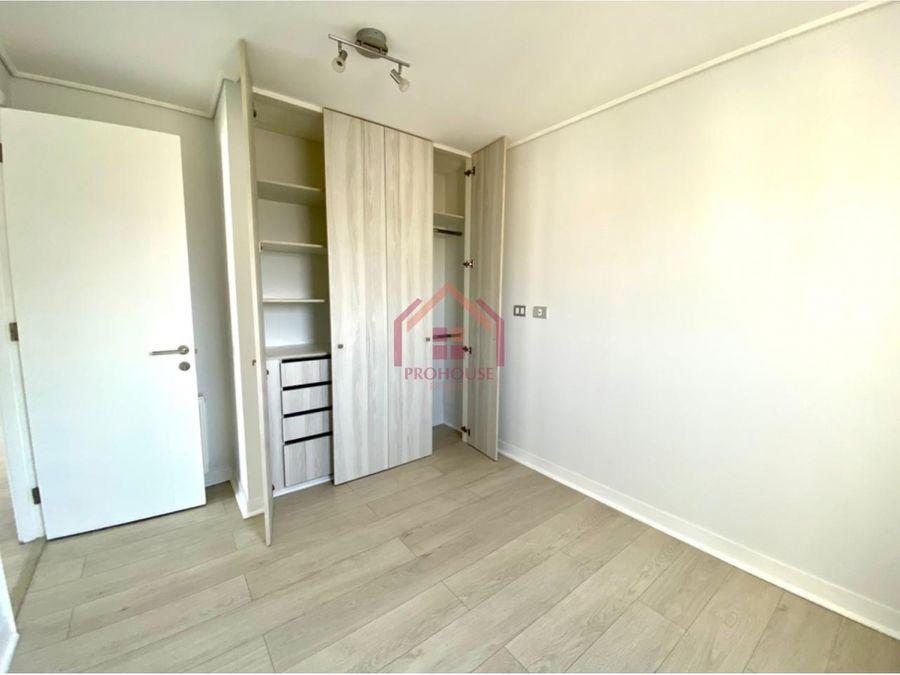 espectacular departamento 2 dormitorios en sector poniente de vina