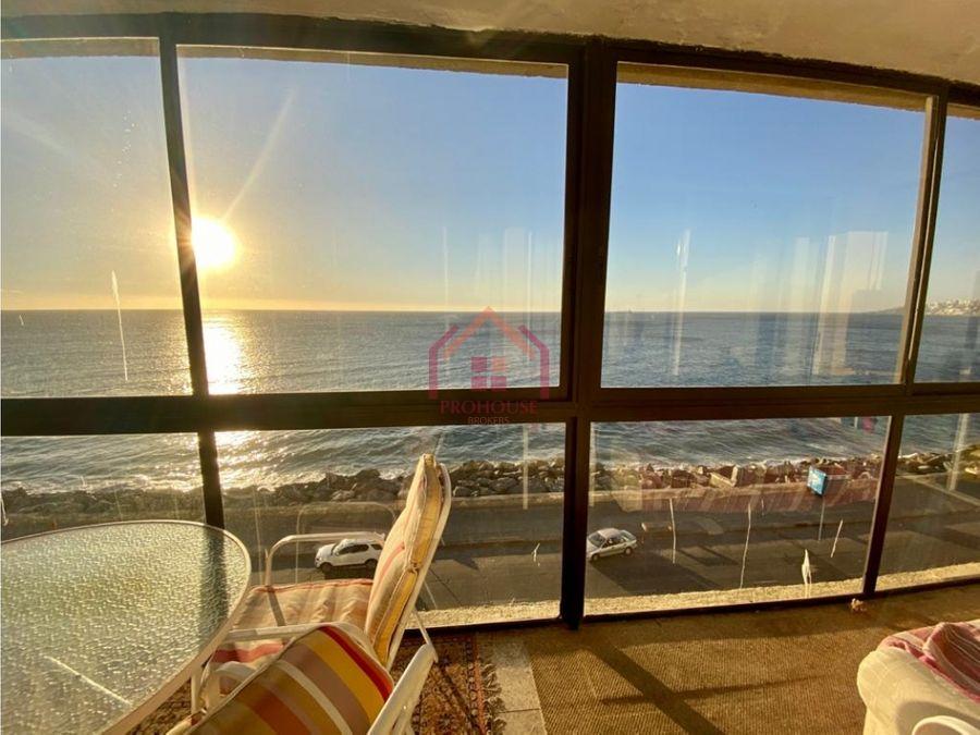 arriendo amoblado espectacular vista en vina del mar
