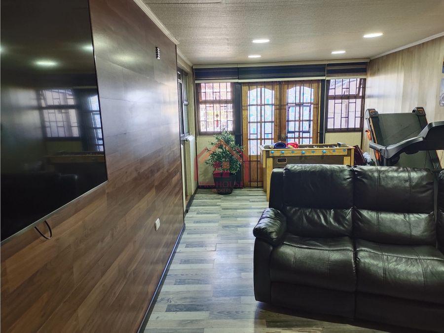 venta de comoda y amplia casa en los pinosquilpue