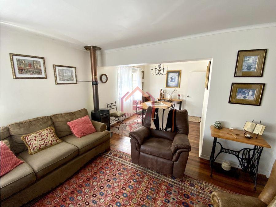 amplia casa en venta en recreo vina del mar