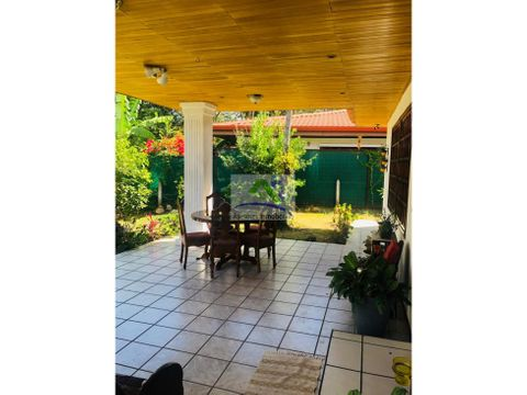 vendo hermosa casa independiente en santa ana