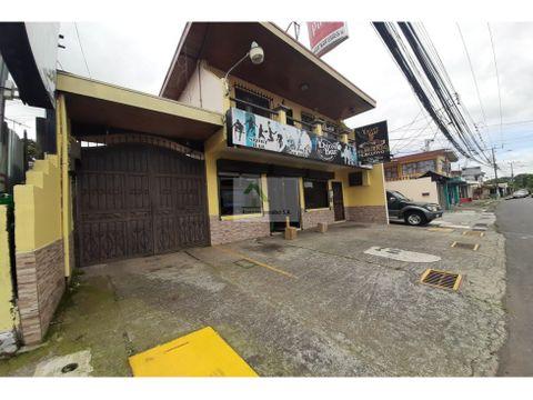 vendo negocio bar restaurante marisqueria en goicochea sm120