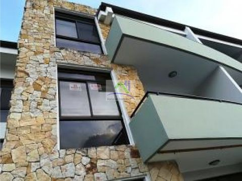 venta de apartamento en avalon country con terraza