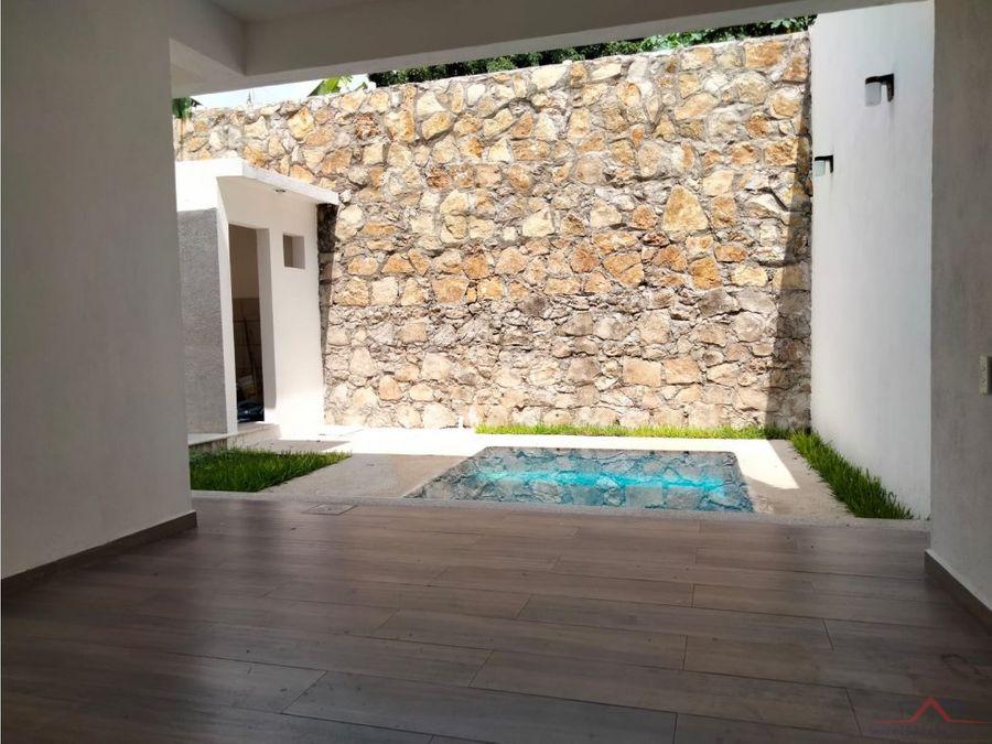 casa en venta en residencial privada san francisco ll